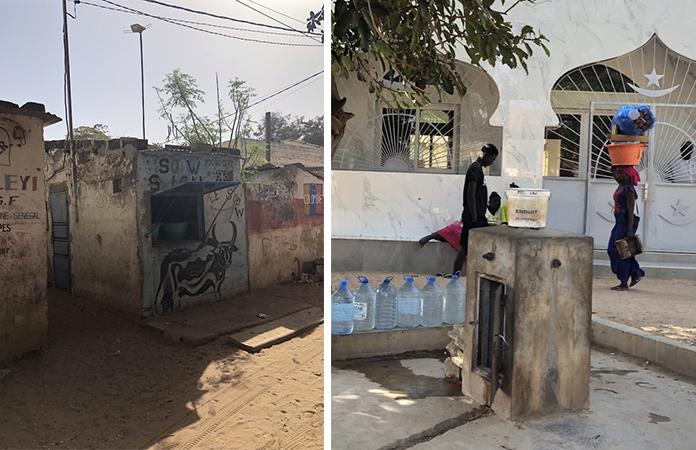 Visite du village de Somone Senégal