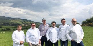 Rencontre avec 5 chefs qui servent du bœuf irlandais en Belgique | CHEFS' IRISH BEEF CLUB