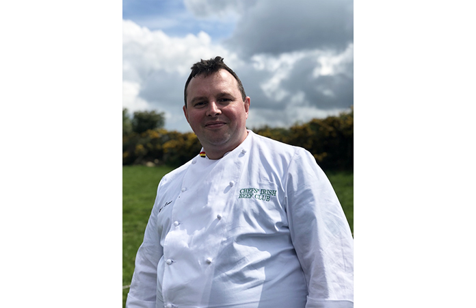 Donald - Chefs' Irish Beef Club