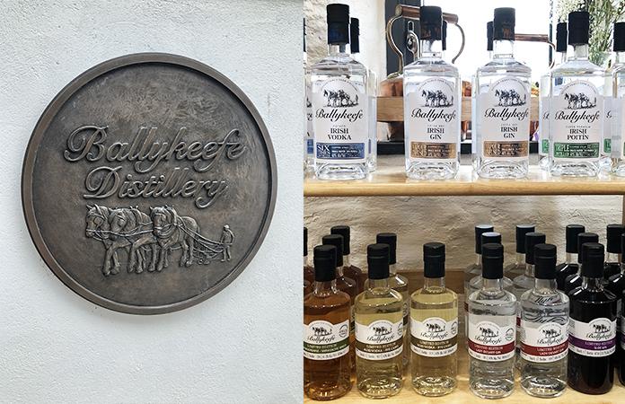 distillerie Ballykeef Kilkenny Irlande
