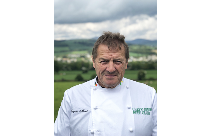 Jacques Marit - Chefs' Irish Beef Club