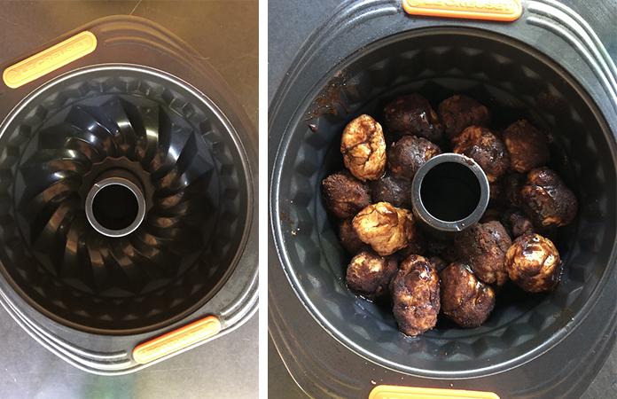 Monkey bread | Une recette de boules de brioche
