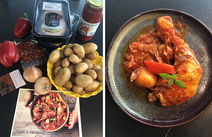 Brochette de légumes et Haloumi | Une recette de la box Efarmz
