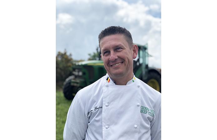 Stéphane Grulois - Chefs' Irish Beef Club