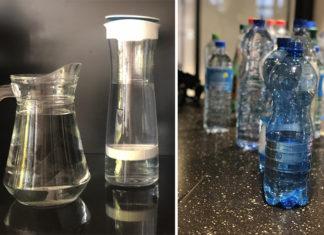 Eau du robinet ou eau en bouteille ? Zoom sur l'eau
