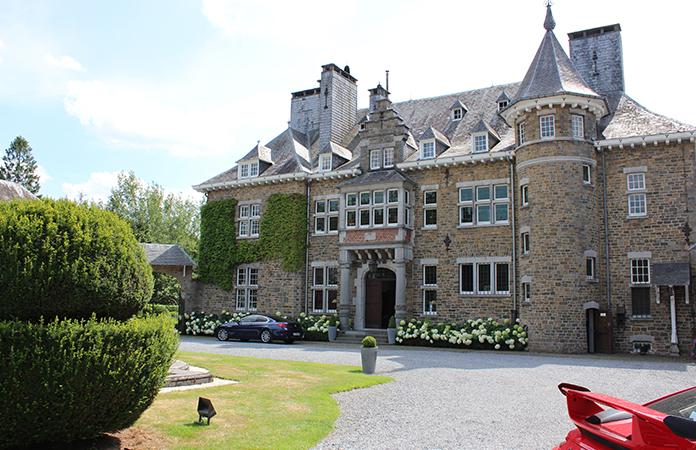 Manoir de Lébioles   Une nuit dans un hôtel 5 étoiles en Belgique