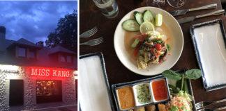 Miss Kang   Manger asiatique avec une vue imprenable sur le lac de Genval