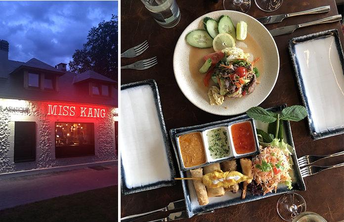 Miss Kang | Manger asiatique avec une vue imprenable sur le lac de Genval
