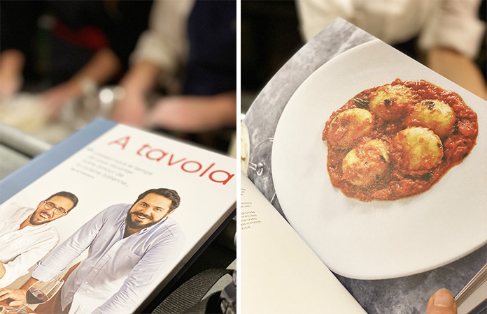 Ravioli Capresi | Une recette du livre A tavola