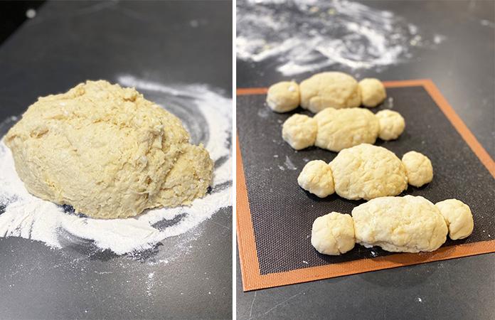 Cougnou | Les brioches coquilles de noël