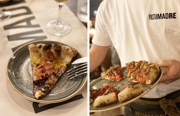 Pastamadre   Des pizzas à fermentation naturelle   restaurant Bruxelles